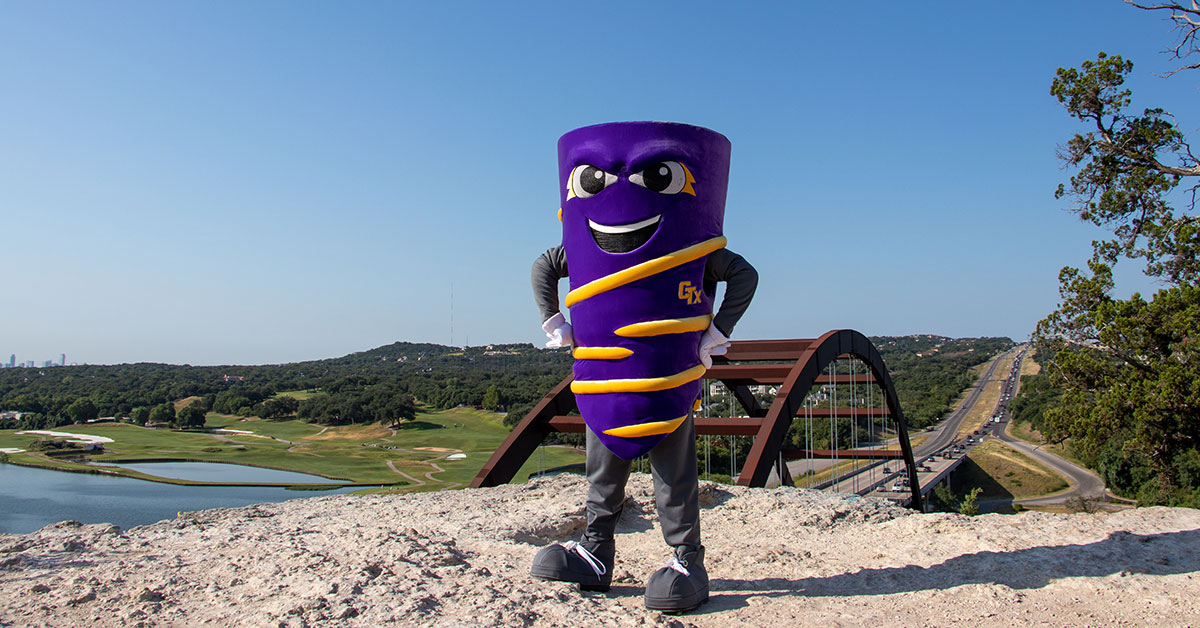 VorTex visits the Pennybacker Bridge