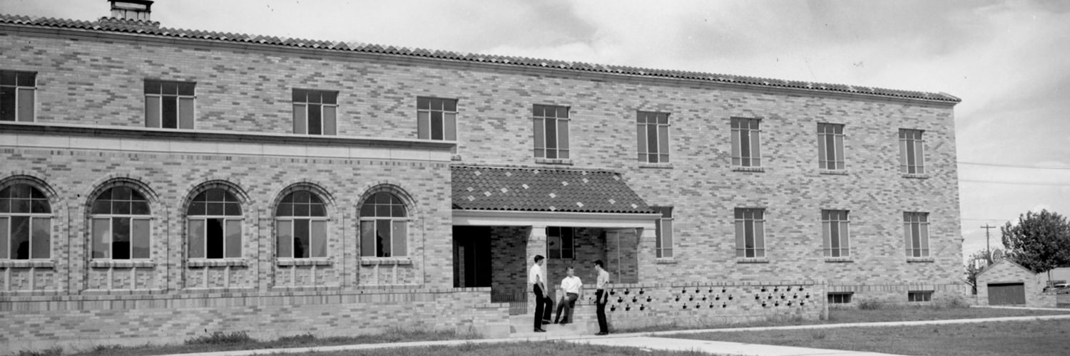 Concordia University Texas in 1959 Behnken
