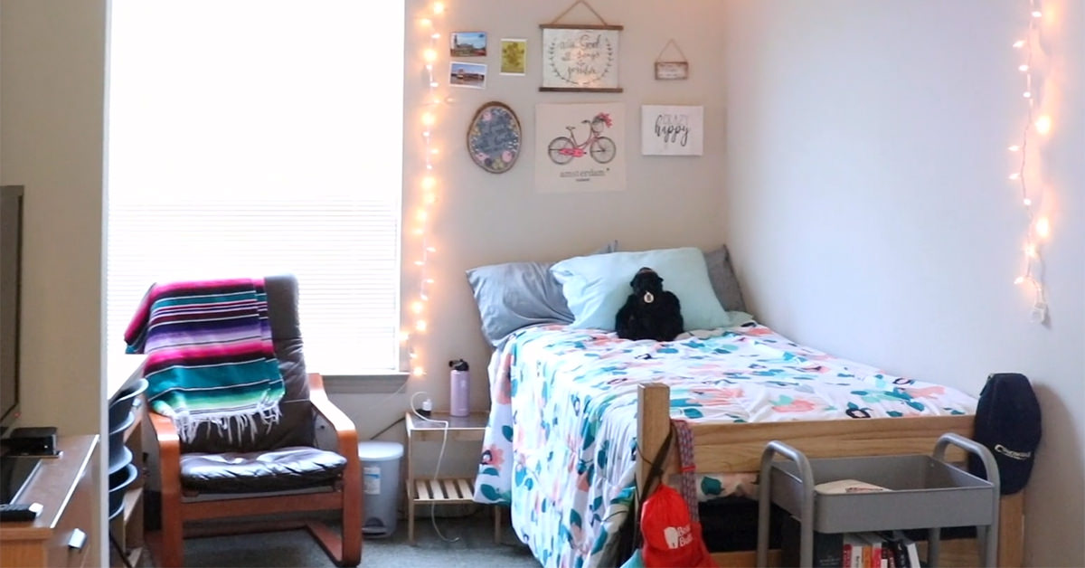 CTX Dorm Room