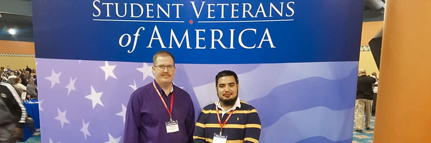 Concordia at National Veterans Conference