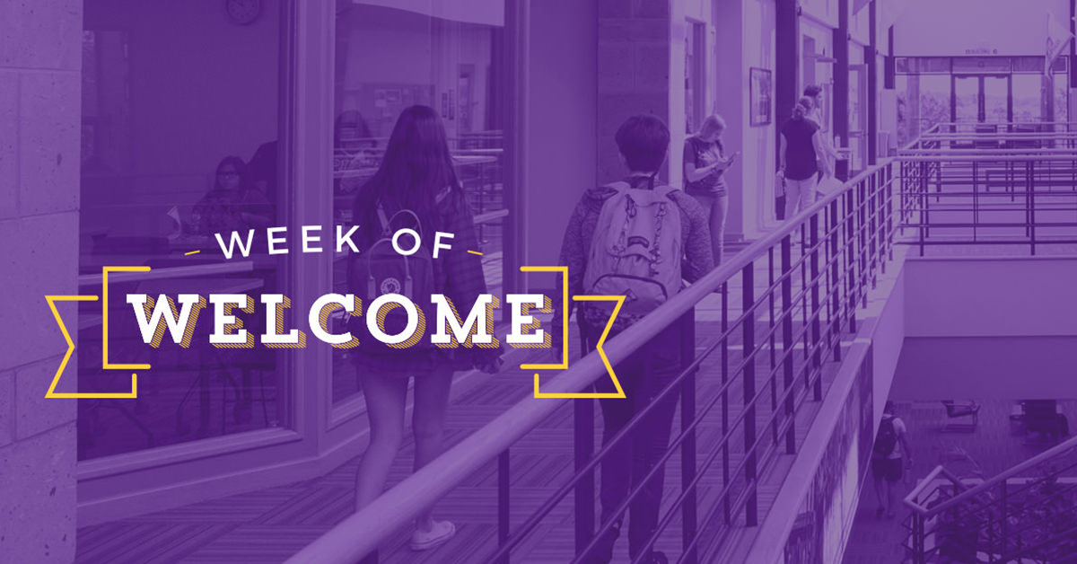 Week of Welcome 2019