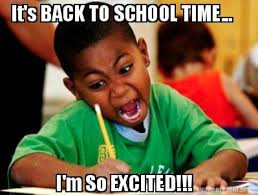 Image result for back to school memes for students