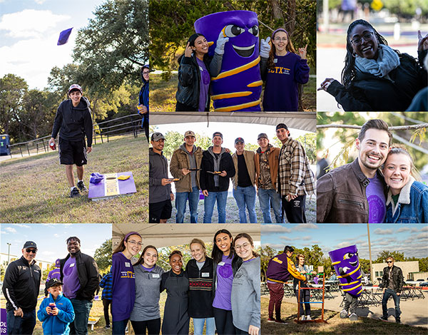 Founders Day tailgate