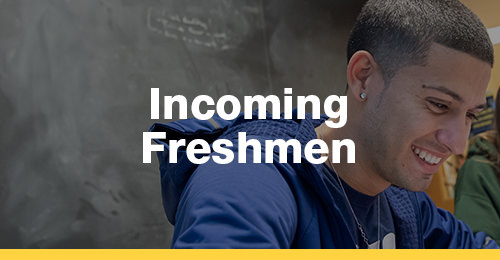 Incoming Freshmen Scholarship, Tuition, and Aid Information