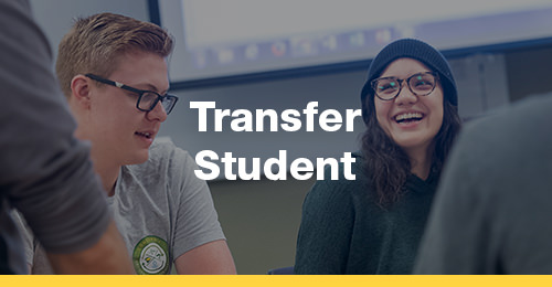Transfer Student Scholarship, Tuition, and Aid Information